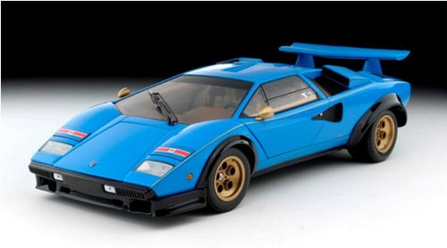 Kyosho model of the WW Countach