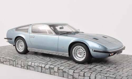 Minichamps model of the Maserati Indy