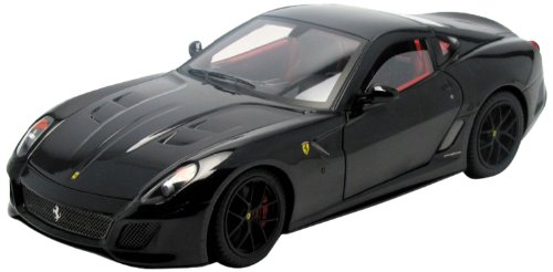 hot wheels elite ferrari 599 gto