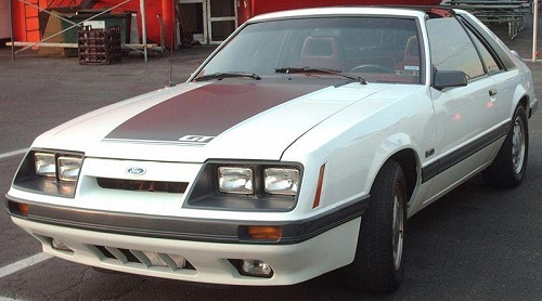 Third generation Ford Mustang