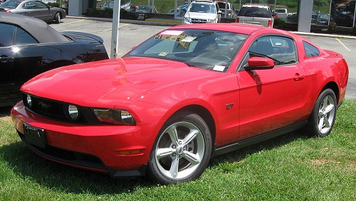 Fifth Generation Ford Mustang