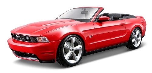 maisto ford mustang gt convertible