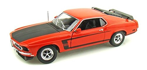 welly ford mustang boss 302